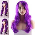 Cosplay Hair Wig Women Long Straight Curly Party Anime