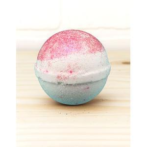 COTTON CANDY Bath Bomb - Moisturizing Bath Fizzy  Lush &