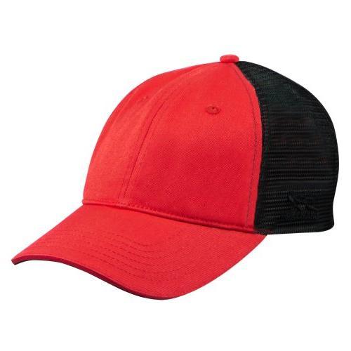 Headsweats Cotton Trucker Hat, Blue, One Size