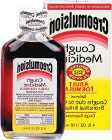 CREOMULSION COUGH MEDICINE Size: 4 OZ