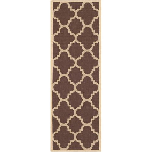 Safavieh Courtyard Becky Indoor/Outdoor Runner Rug