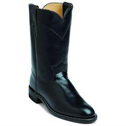 Ladies Cowboy Boot Fashion Leather Outsole Single Stitched