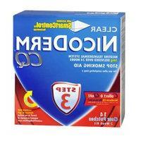 NicoDerm CQ Step 3 Clear Patch, 7 mg, 2-Week Kit  by