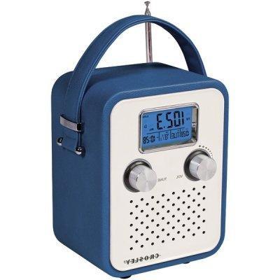 JAYBRAKE CR8006A-BL Crosley Radio Cr8006a-Bl Songbird Alarm