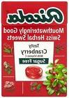 Ricola Cranberry Sugar Free Swiss Herb Drops 45 Box