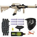 Tippmann Cronus Tactical Paintball Gun 3Skull Mega Set