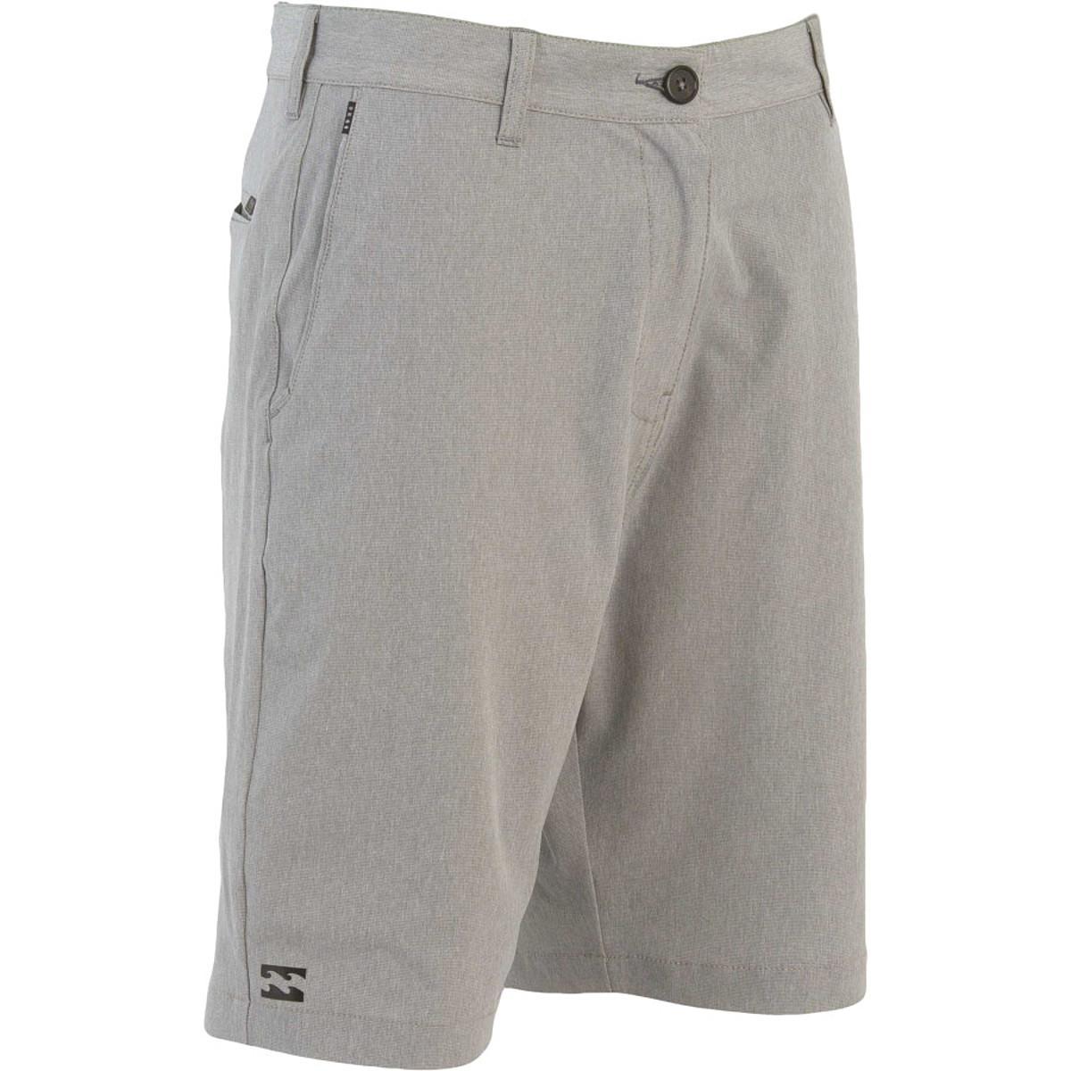 Billabong Crossfire X Hybrid Short - Men's Grey, 36