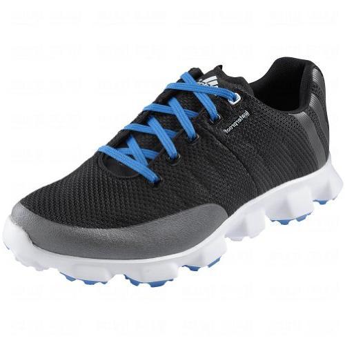 Adidas Men's CrossFlex Golf Shoes - 676020 - Gray/Black/