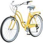 """Schwinn 26"""" Women's Cruiser Bike 7-Speed Cycling Comfortable"""