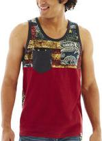Akademiks Crush Vintage Flag Tank Top