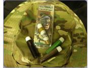 Bobbie Weiner CTPBK Camouflage Tooth Paint - Black