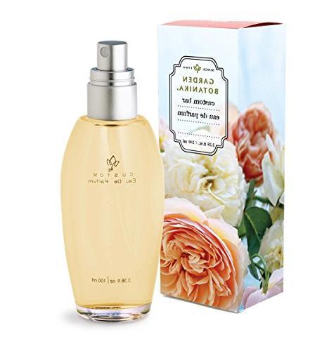 garden botanika. Garden Botanika Custom Blend Eau De Parfum Vanilla Scent 3 Y