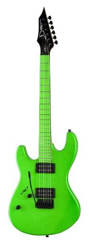 Dean Custom Zone Solid Body Electric Guitar, 2 Humbuckers