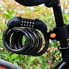 Cycling Security 5 Digit Combination Password Bike Bicycle