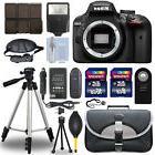 Nikon D3400 24.2 MP Digital SLR Camera with 18-55mm f/3.5-5.