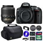 Nikon D5300 24.2 MP CMOS Digital SLR Camera + 18-55mm VR