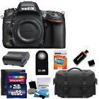 Nikon D610 24.3 MP CMOS FX-Format Digital SLR Camera  + 32GB