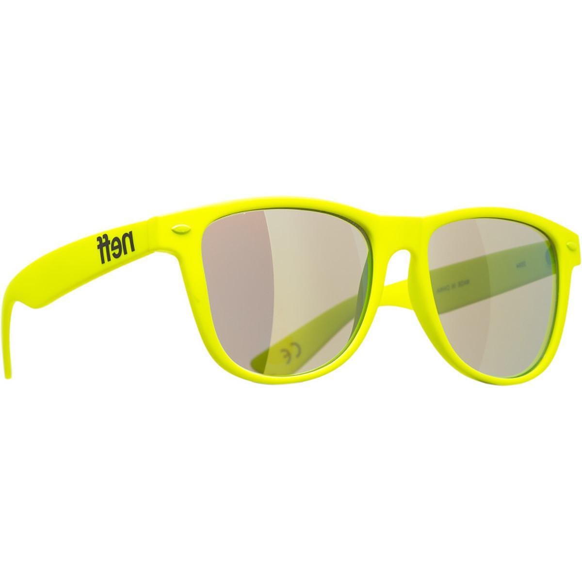 Neff Daily Sunglass Yellow/Pink