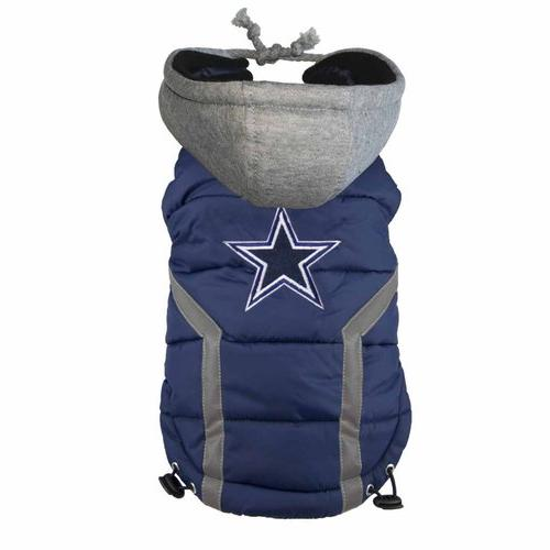 Dallas Cowboys Puffer Vest