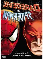 Disney Daredevil vs. Spider-Man DVD