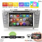 In Dash Car DVD GPS Player Navigation Radio Stereo Touch