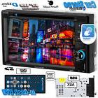 "NEW PLANET AUDIO 6.2"" In-Dash Double-DIN DVD/CD/USB Car"