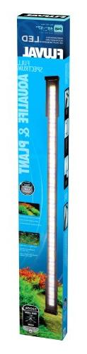 Fluval LED 48-Inch Daylight/Plant Lamp, 46-watt