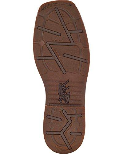 Durango Men's DB4354,Burnt Umber/Dark Brown,8 W US