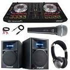"Pioneer DDJ-SB2 Serato DJ Controller with Powered 5"""