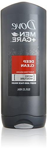 DOVE MENS BODY WASH DEEP CLEAN 13.5 OZ by Dove