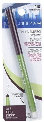 Maybelline Define-a-line Eyeliner, 810, Rich Raisin