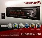 Pioneer DEH-X8800BHS CD RDS Receiver AUX/USB/BT/HD Radio/
