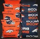 Denver Broncos Cornhole Bean Bags 8 ACA Regulation Corn Hole