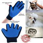 Deshedding Pet Dog Cat Grooming True Glove Touch Hair