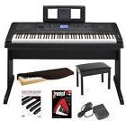 Yamaha DGX660B Digital Piano with Knox Bench & Accessory