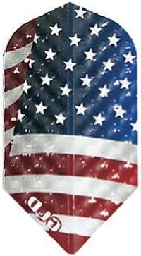 Dimplex Slim Flights - American Flag