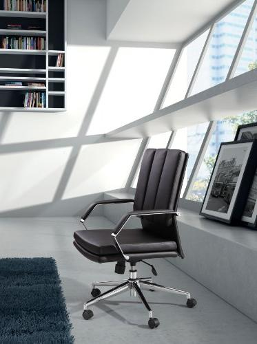 Director Office Chair w/ Steel Frame
