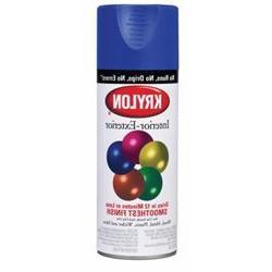 Krylon 429841 Indoor-Outdoor Aerosol Paint 12 Ounces-Gloss