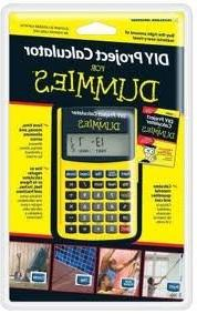 DIY Project Calculator for Dummies