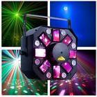 NEW AMERICAN DJ ADJ STINGER 2  MOONFLOWER / UV BLACKLIGHT /