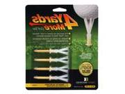 ProActive Sport DLT200 2 3/4'' 4 Yards More Golf Tee