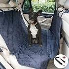 Dog Car Seat Cover, Hmcity Auto Back Rear Seat Barrier 62' X