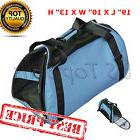 Large Dog Travel Carrier Bag Dog Cat Soft Sided Comfort