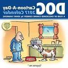Dog Cartoon A Day Desk Boxed Daily Calendar 2017 - Puppy