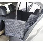 Ginntiona Dog Pet Car Seat Cover Waterproof Washable Hammock