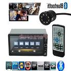 7'' HD Bluetooth Touch Screen Car Stereo Radio 2 DIN FM/MP5/