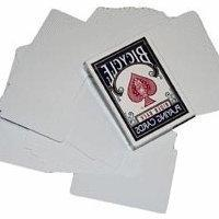 Double Blank Cards