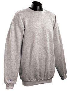 Champion 9 oz 50/50 Crew Sweatshirt S122C grey XXX-Large