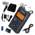 TASCAM DR-40 Handheld Stereo Recorder FIELD PAK