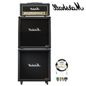 Marshall DSL15H 15W All-Tube Guitar Amp Head and 1960A 4x12